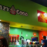 Photo taken at Crazy Good Yogurt by Matt M. on 7/22/2011
