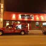 Photo taken at J.B. Alberto's Pizza by zadok c. on 12/20/2011