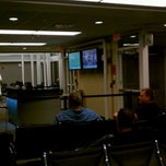 Photo taken at Gate D27 by Julie N. on 10/31/2011