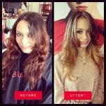 Photo taken at Fabi's Hair Studio by Lexie K. on 5/18/2012