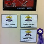 Photo taken at Complete Car Care by Doug J. on 11/11/2011