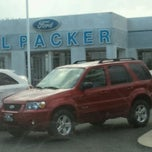 Photo taken at Al Packer's White Marsh Ford by Tone H. on 8/18/2011