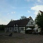 Photo taken at Jagdschloss Grunewald by Francisco G. on 9/17/2011