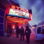 Photo taken at Stax Museum of American Soul Music by Sean D. on 2/13/2012