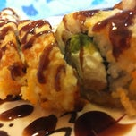 Photo taken at SanSai Japanese Grill by Janela B. on 6/15/2012