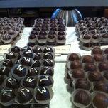 Photo taken at Lake Champlain Chocolates by Chris M. on 8/6/2011