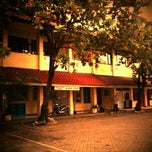 Photo taken at SMA Negeri 5 Surabaya by ketty d. on 3/11/2012