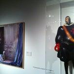 Photo taken at Centro Arte Pepe Espaliu by Distrito bar C. on 9/12/2012