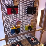 Photo taken at Lomography Gallery Store Amsterdam by Erwin V. on 12/28/2011