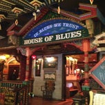 Photo taken at House of Blues by Zubin S. on 8/23/2012