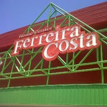 Photo taken at Ferreira Costa Home Center by Nunno B. on 3/3/2012