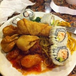 Photo taken at Chow Tyme Grill & Buffet by Lacy L. on 4/26/2012