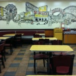 Photo taken at Nathan's by Angie on 8/29/2012