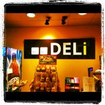Photo taken at Ctrl Alt DELi by Ms F. on 5/5/2012