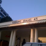 Photo taken at Museum Gedung Joang '45 by dhany s. on 8/11/2012