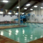 Photo taken at Arcata Community Pool by Russell B. on 5/5/2012