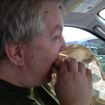 Photo taken at Jake's Wayback Burgers by AnnMarie T. on 8/11/2012