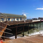 Photo taken at Hastings Pier by Chris H. on 8/14/2011