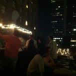 Photo taken at Henry's Roof Top Bar - @RSHotel by Kim H. on 6/9/2012