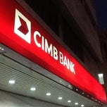 Photo taken at CIMB Bank by MadNor on 5/14/2012