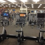 Photo taken at LA Fitness by Paul B. on 6/23/2012