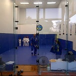 Photo taken at Academia Behring Jiu Jitsu Puerto Rico by Murat A. on 10/4/2011