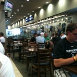 Photo taken at United Scout Lounge by Kevin R. on 7/25/2012