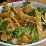 Photo taken at Chango's Asian Kitchen by Melissa B. on 1/12/2012