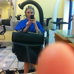 Photo taken at Oz Hair by Fallon R. on 9/8/2012