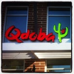 Photo taken at Qdoba Mexican Grill by Ben B. on 4/11/2012