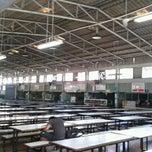Photo taken at Canteen (โรงร้อน) by ระเริง ก. on 11/12/2011