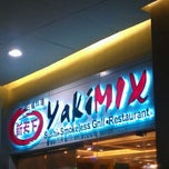Photo taken at YakiMix Sushi & Smokeless Grill by Lalaine S. on 10/31/2011