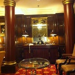 Photo taken at Plaza Hotel Buenos Aires by Roberto H. on 1/8/2012