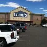 Photo taken at Lowe's Home Improvement by David M. on 9/5/2011