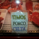 Photo taken at Carniceria Antelo by Praia de Quenxe H. on 11/28/2011