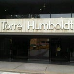 Photo taken at Torre Humboldt by Omar C. on 6/15/2012
