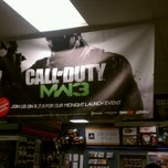 Photo taken at GameStop by Torrence N. on 11/8/2011