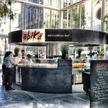 Photo taken at Obicà Mozzarella Bar - NY Madison by The Corcoran Group on 8/24/2011