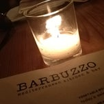 Photo taken at Barbuzzo Mediterranean Kitchen & Bar by Chris H. on 5/26/2012
