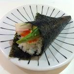 Photo taken at Ichiban Sushi by Yongshun on 9/2/2012
