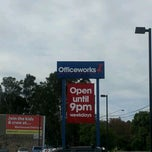 Photo taken at Officeworks by Ryleigh James B. on 5/7/2012
