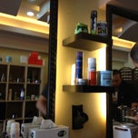 Photo taken at Saray BarberShop by Ali S. on 6/8/2012