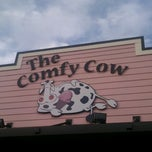 Photo taken at The Comfy Cow by Devin W. on 2/19/2012