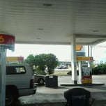 Photo taken at Shell by Martina V. on 8/18/2012