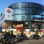 Photo taken at Harley-Davidson by Mario V. on 12/14/2011