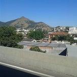 Photo taken at Linha 613 - Del Castilho / Rio Centro by Elvecio M. on 8/13/2012