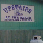 Photo taken at Upstairs At the Beach by Johnny on 6/13/2011