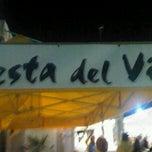 Photo taken at Festa del Vin by Filippo S. on 7/20/2012