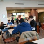 Photo taken at D'Angelo Center Food Court by Sean C. on 1/23/2012