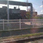 Photo taken at McComb Amtrak Station by TRST on 9/24/2011